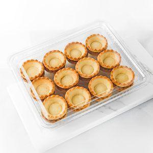 Tartaletas 45mm listas para ser rellenadas tanto dulce como salada