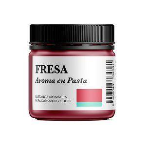 Aroma alimentario de fresa en pasta natural