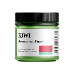 Aroma alimentario de kiwi en pasta natural