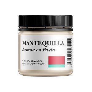 Aroma alimentario de mantequilla en pasta natural