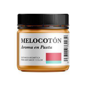Aroma alimentario de melocotón en pasta natural