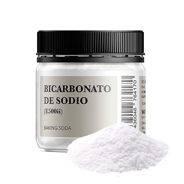 Bicarbonato de Sodio E500ii bote 150 gramos baking soda