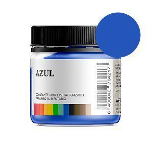 Colorante alimentario azul en polvo bote 50 gramos