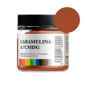 Colorante alimentario caramelina en polvo bote 50 gramos