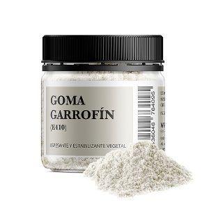 Goma Garrofin E410 espesante y estabilizante vegetal bote 100 gramos