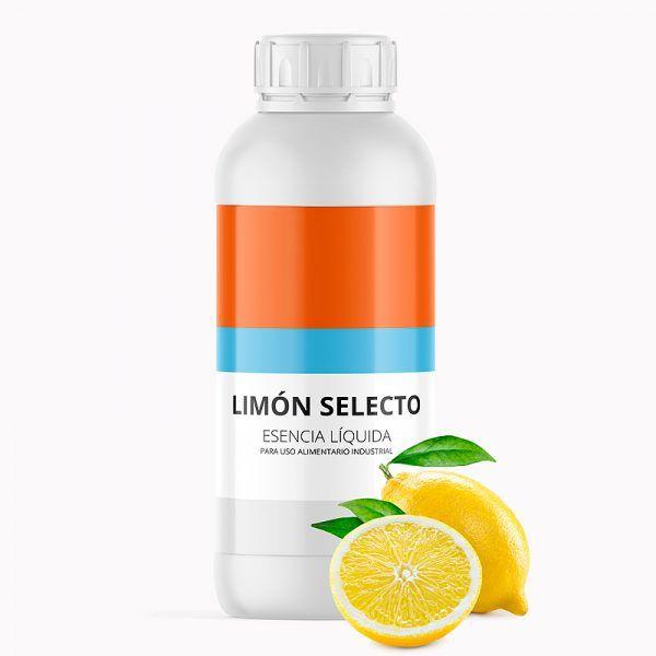 Venta de esencias alimentarias líquidas de sabor limón