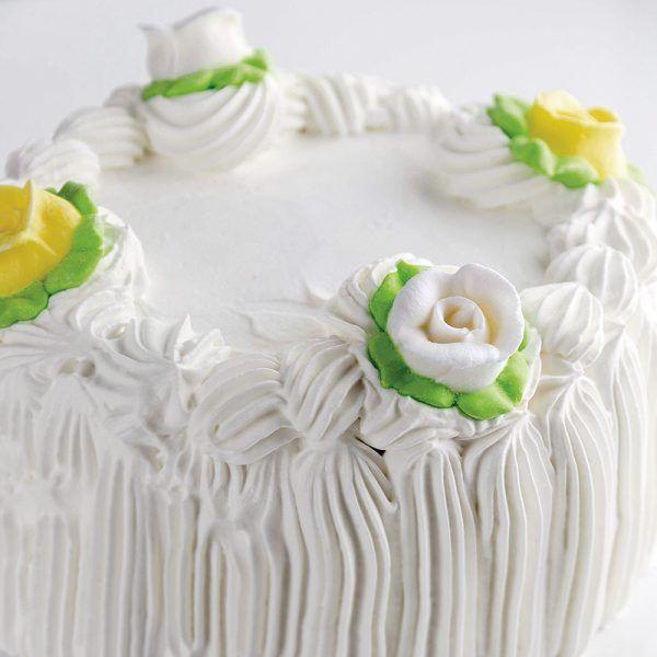 Rosas de azúcar colores surtidos para decorar tartas y dulces