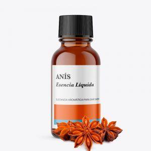 Esencias alimentarias liquidas y aromas de anís naturales para dar sabor venta online