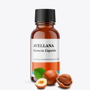 Esencias alimentarias liquidas y aromas de avellana naturales para dar sabor venta online