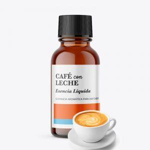 Esencias alimentarias liquidas y aromas de café con leche naturales para dar sabor venta online