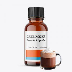 Esencias alimentarias liquidas y aromas de café moka naturales para dar sabor venta online