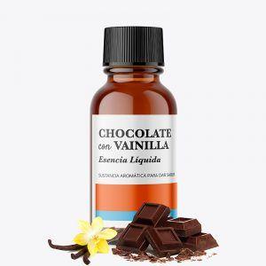 Esencias alimentarias liquidas y aromas de chocolate con vainilla naturales para dar sabor venta online