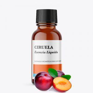 Esencias alimentarias liquidas y aromas de ciruela naturales para dar sabor venta online