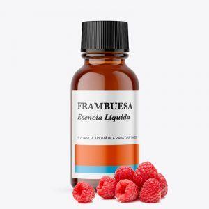 Esencias alimentarias liquidas y aromas de frambuesa naturales para dar sabor venta online