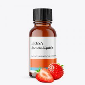 Esencias alimentarias liquidas y aromas de fresa naturales para dar sabor venta online