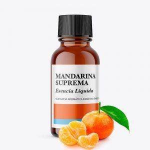 Esencias alimentarias liquidas y aromas de mandarina suprema naturales para dar sabor venta online