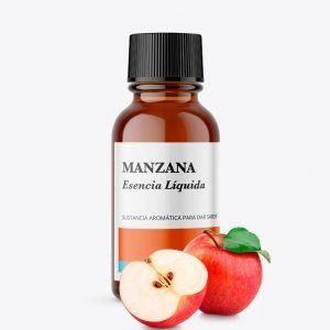 Esencias alimentarias liquidas y aromas de manzana naturales para dar sabor venta online