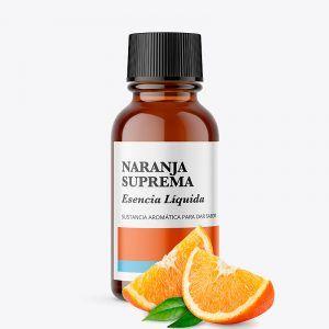 Esencias alimentarias liquidas y aromas de naranja suprema naturales para dar sabor venta online