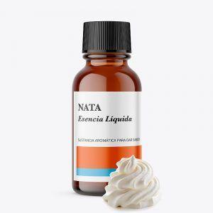 Esencias alimentarias liquidas y aromas de nata naturales para dar sabor venta online