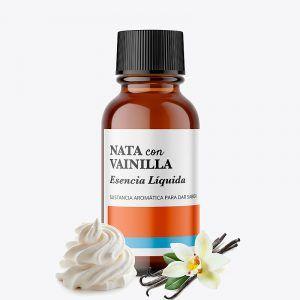 Esencias alimentarias liquidas y aromas de nata con vainilla naturales para dar sabor venta online