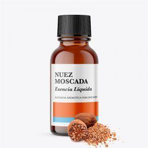 Esencias alimentarias liquidas y aromas de nuez moscada naturales para dar sabor venta online